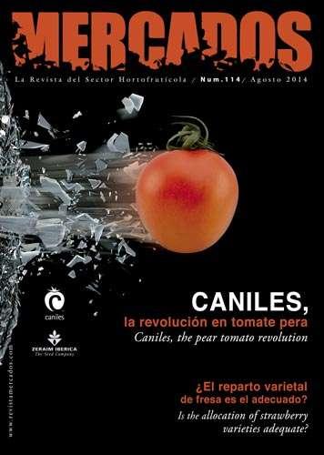 Caniles, la revolución en tomate pera