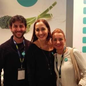 Bimi Alberto Gomez Letón, Barbara Amoros y Angeles Lluch